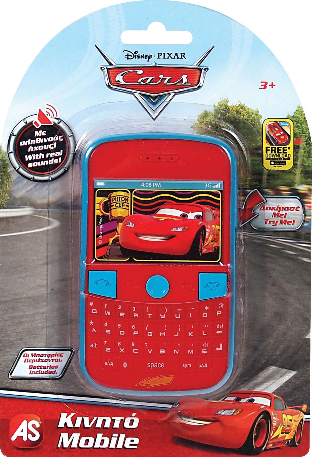CARS TELEFONO CELLULARE