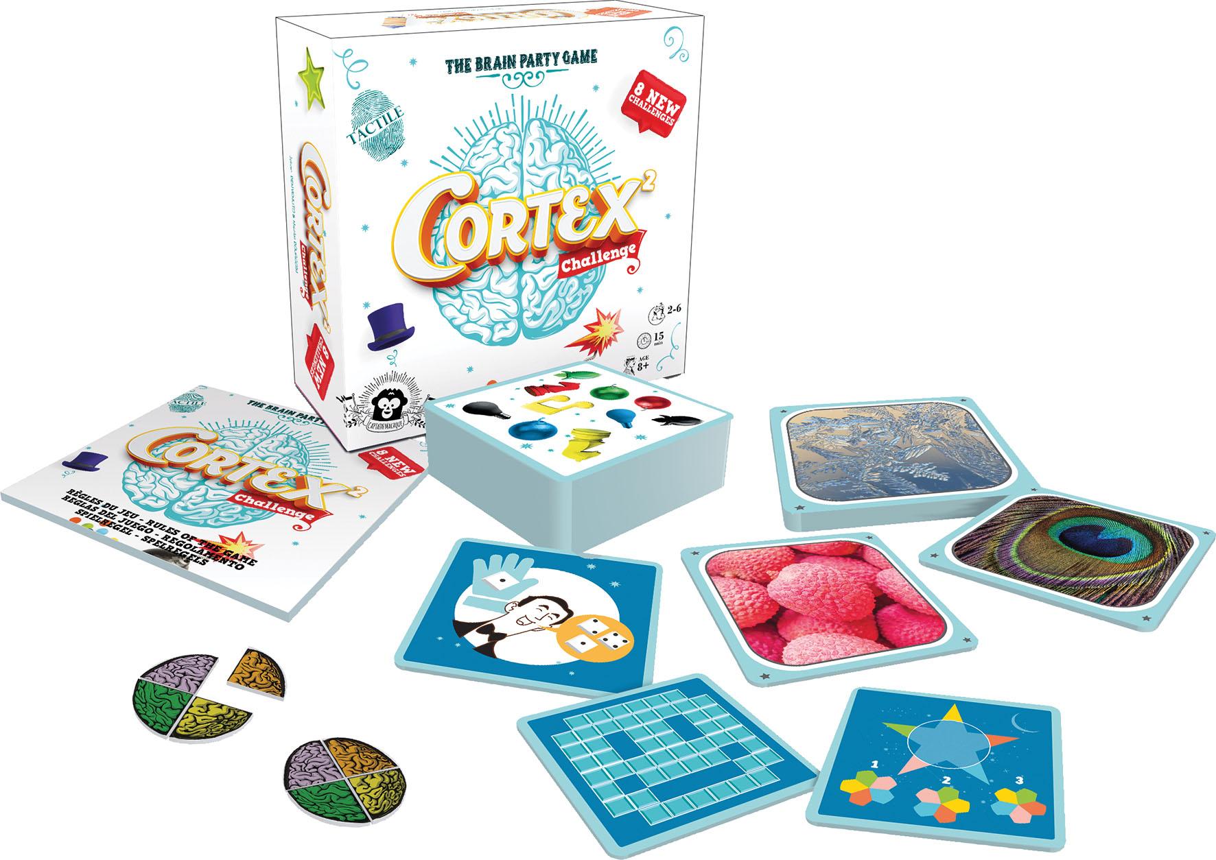 CORTEX CHALLENGE BIANCO GIOCO