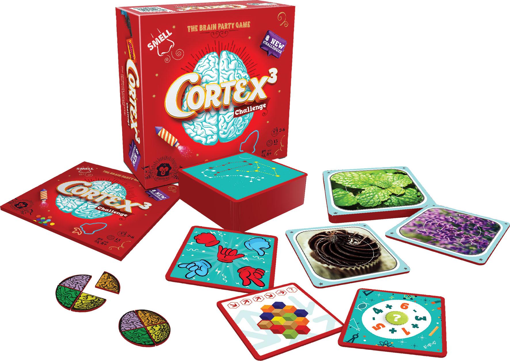 CORTEX CHALLENGE ROSSO GIOCO