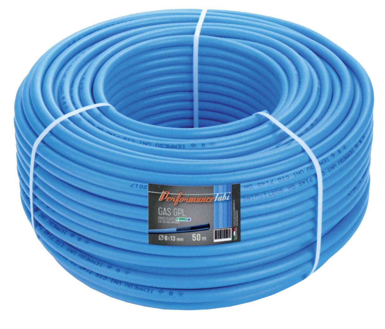 TUBO PVC X GPL     8X13-M 50