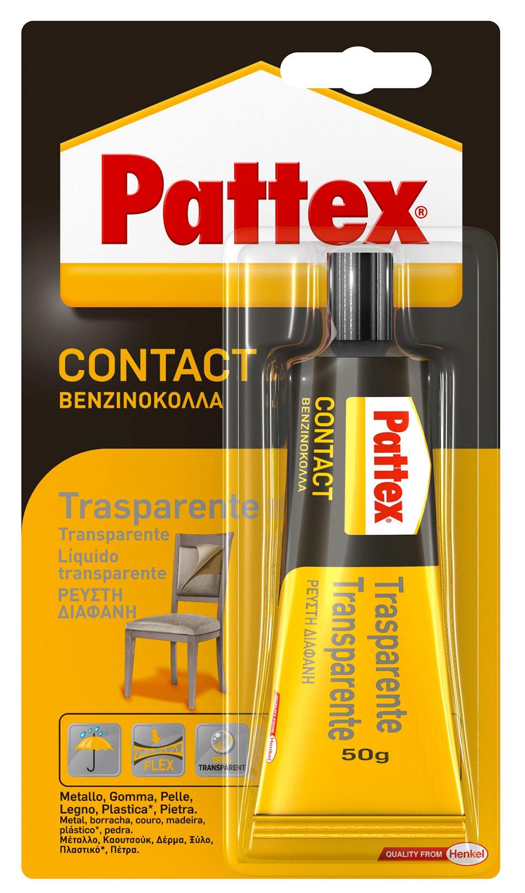 PATTEX ADESIVO TRASP  G 50