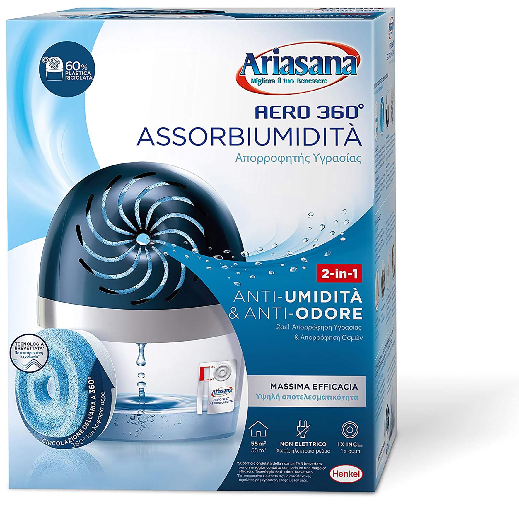 ARIASANA AERO360 KIT BAGNO