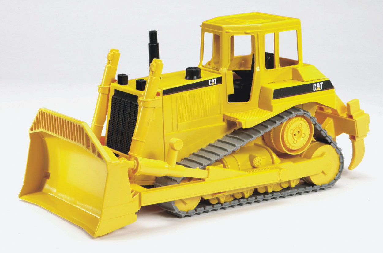 CAT BULLDOZER CINGOLATO