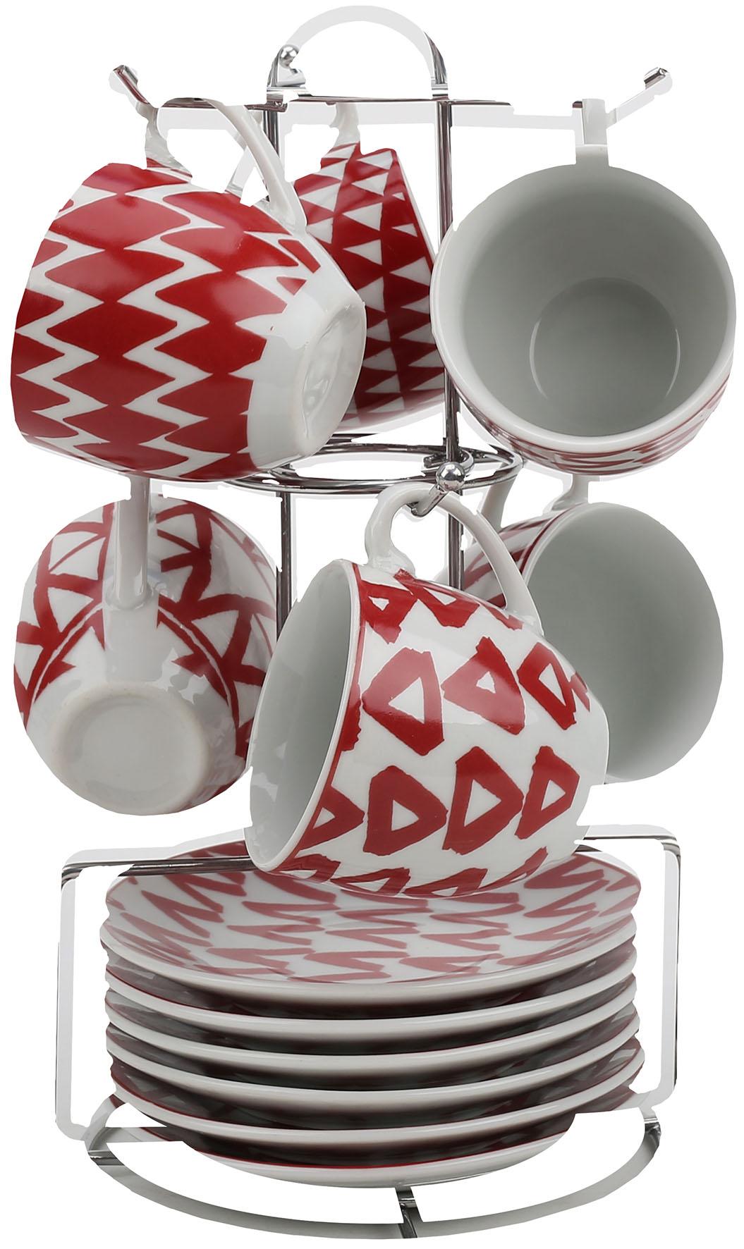 TAZZ CAFFE C P PZ 6 C APP RSO