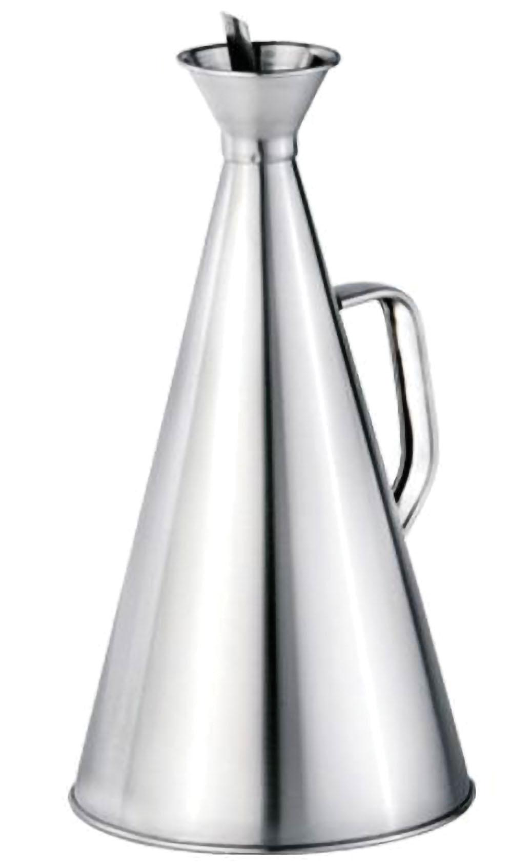 OLIERA INOX 18 10 LT  0 50