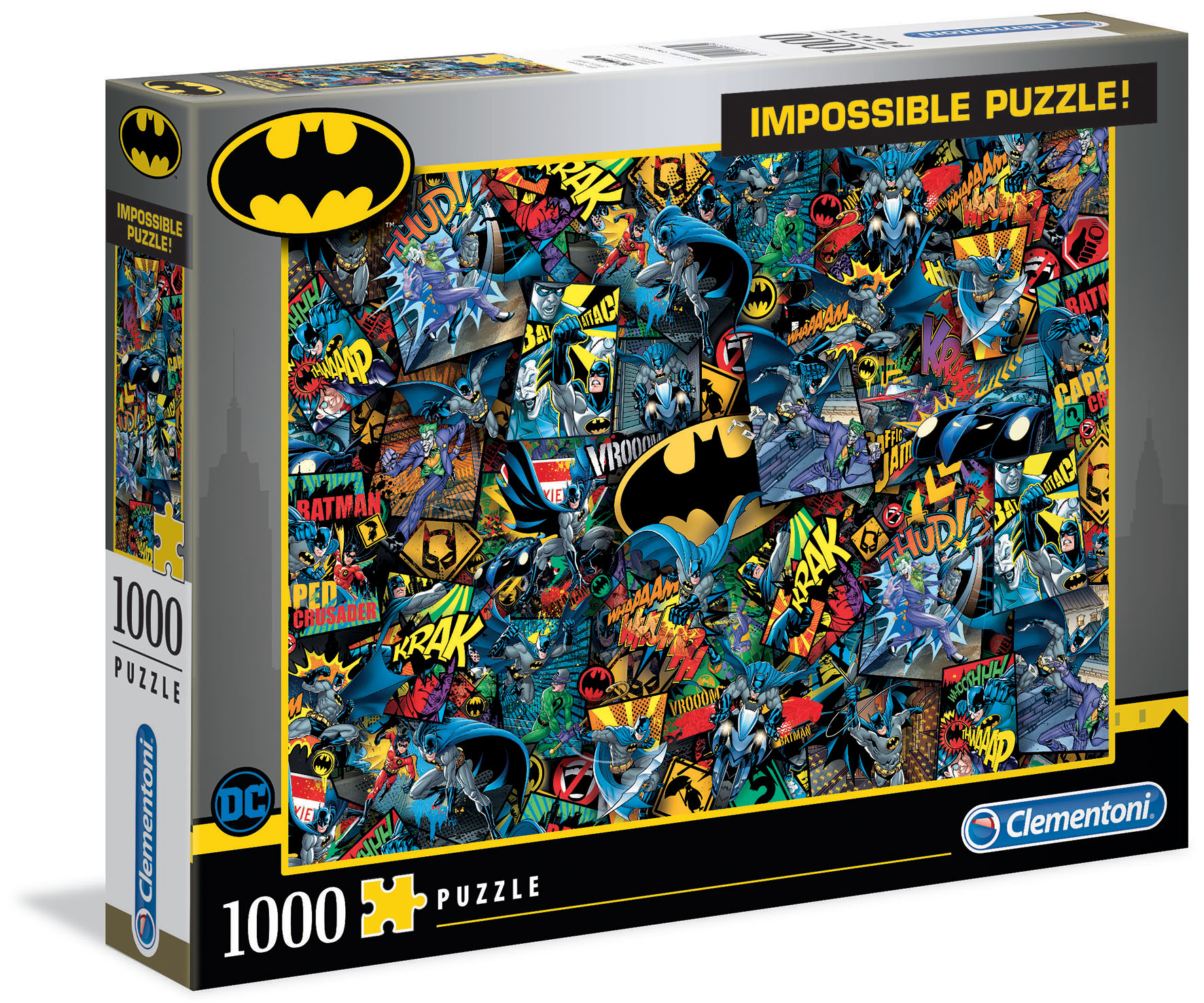 PUZZLE 1000 BATMAN IMPOSSIBLE