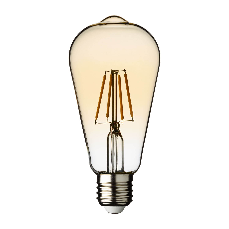 LAMPADINA LED C FILAM VINTAGE