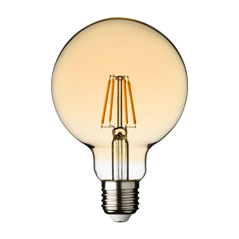 LAMPADINA LED C FILAM  GLOBO