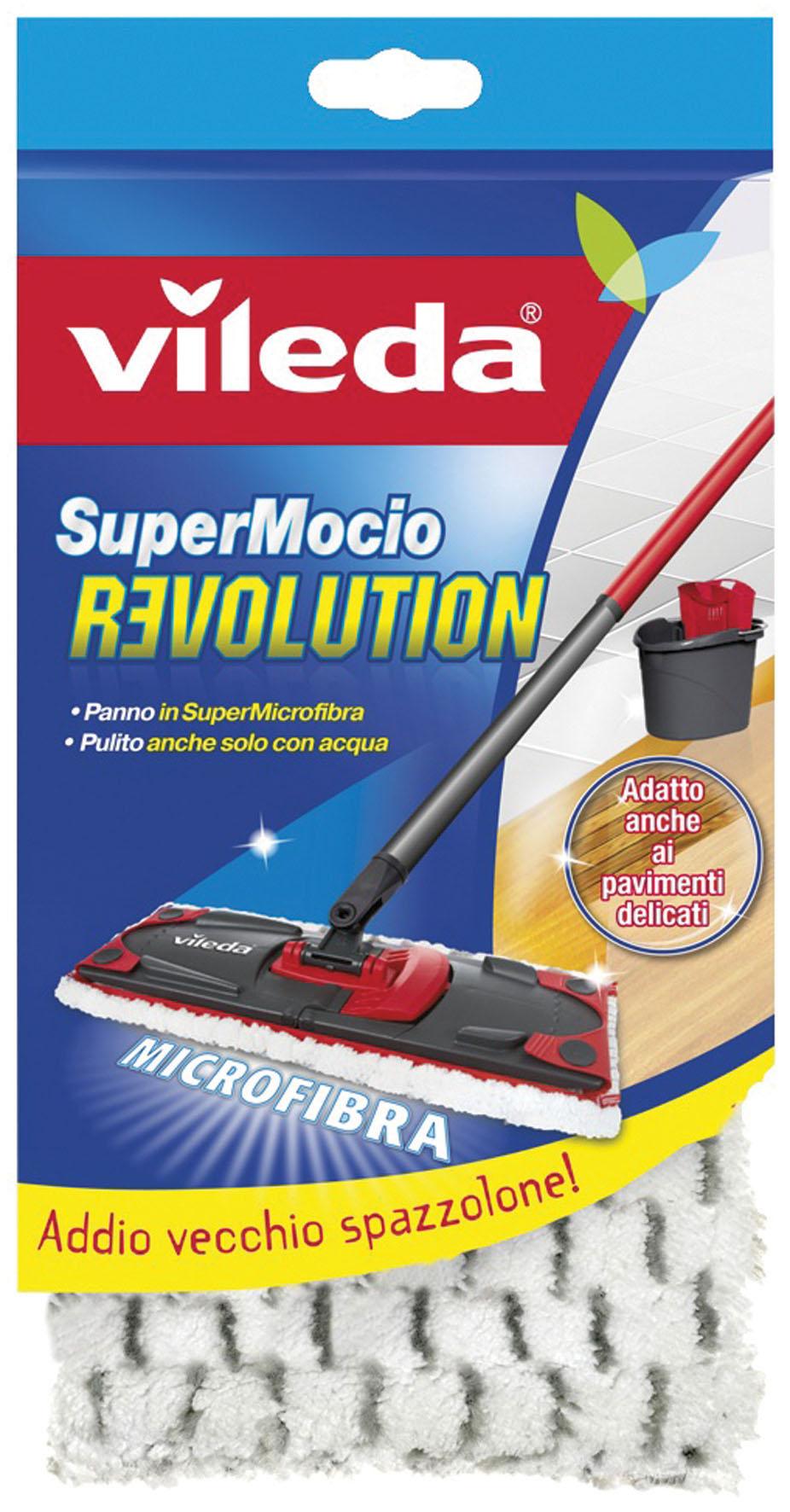 SUPERMOCIO REVOLUTION RICAMBIO