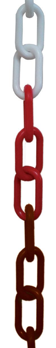 CATENA PLAST MARRONE MM 8-M25