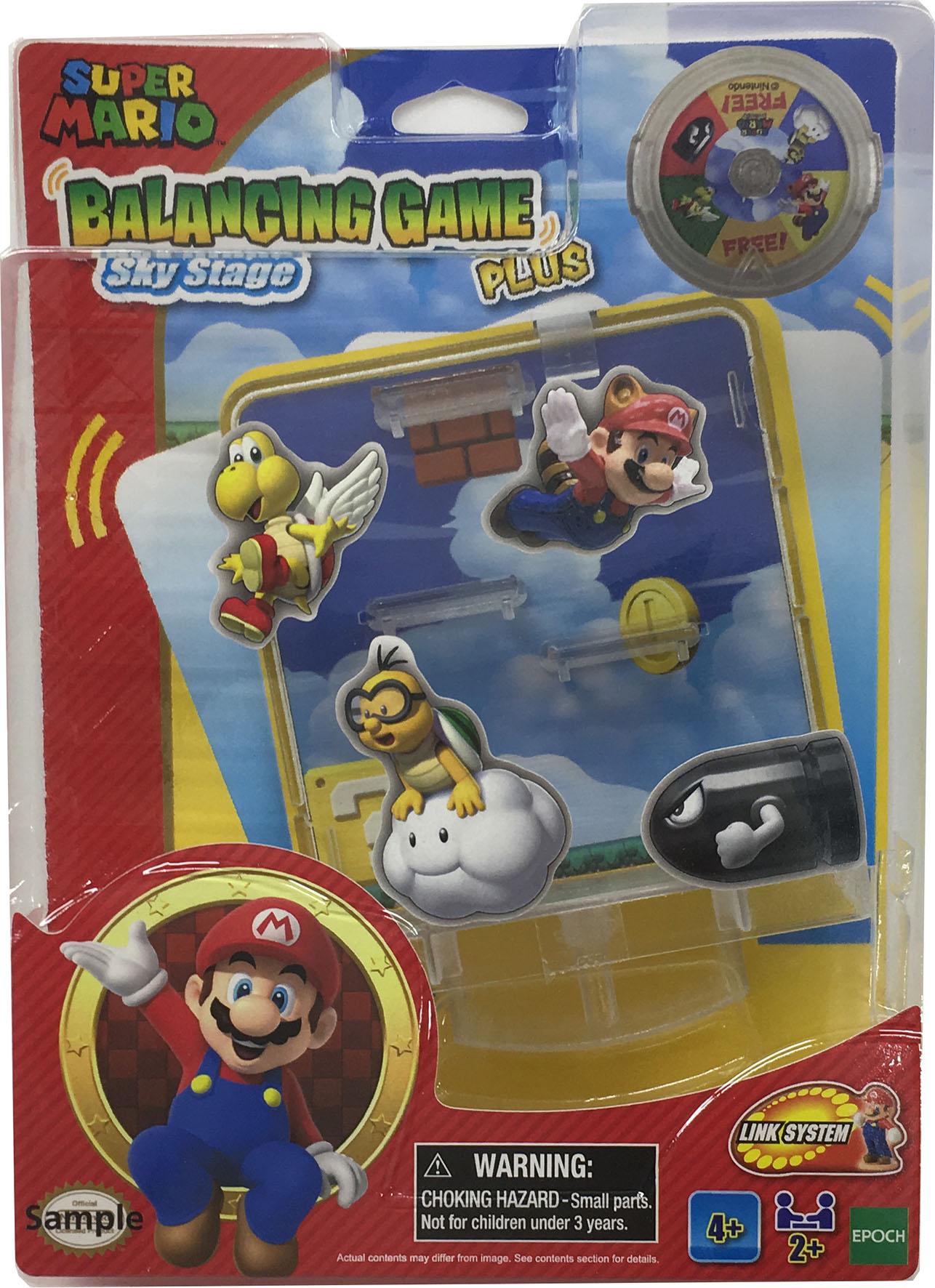 SUPER MARIO BALANC GAME SKY