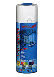 SPRAY BIANCO LUCIDO RAL9010
