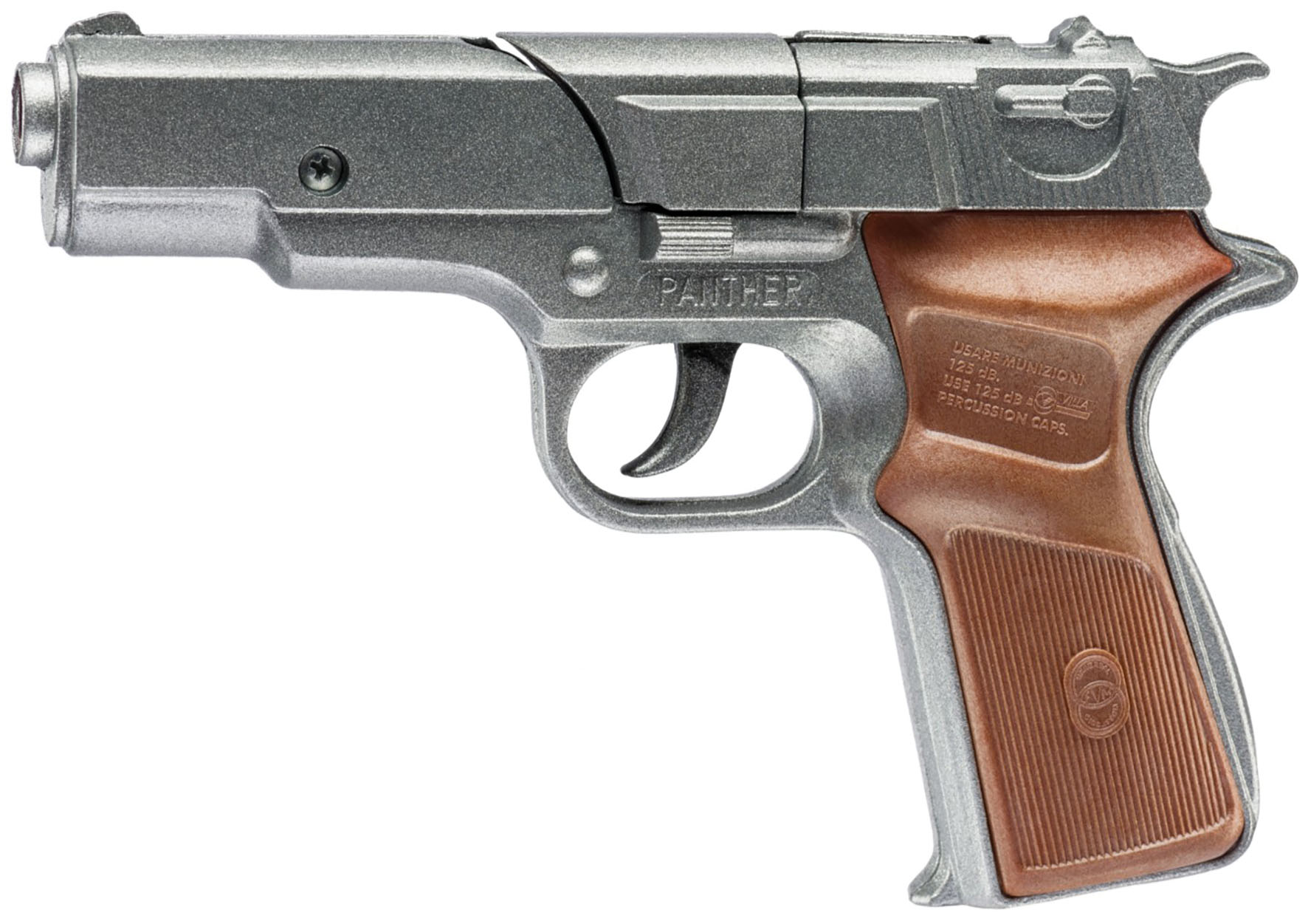 PISTOLA PANTHER SILVER 8 COLPI