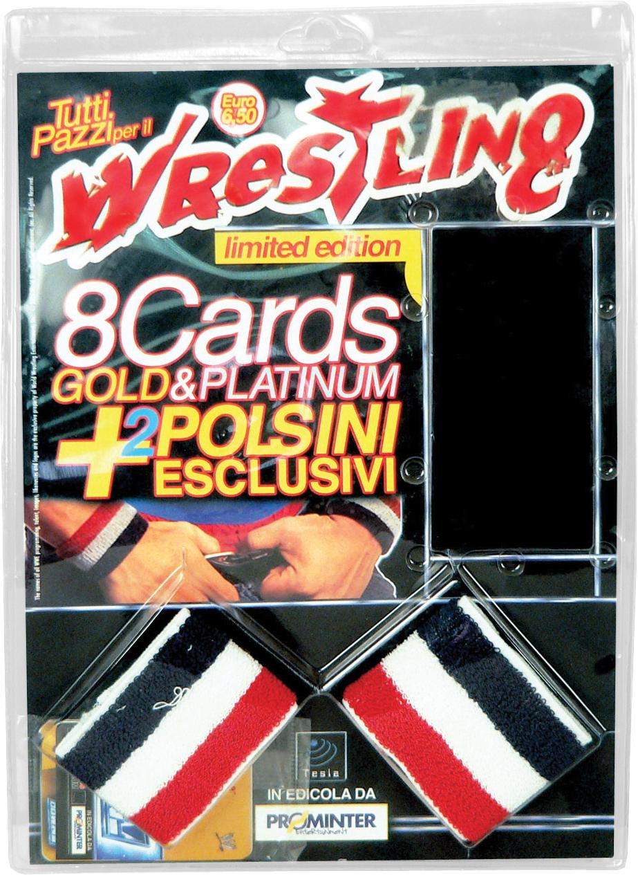 WWF CARTE GOLD POLSINI