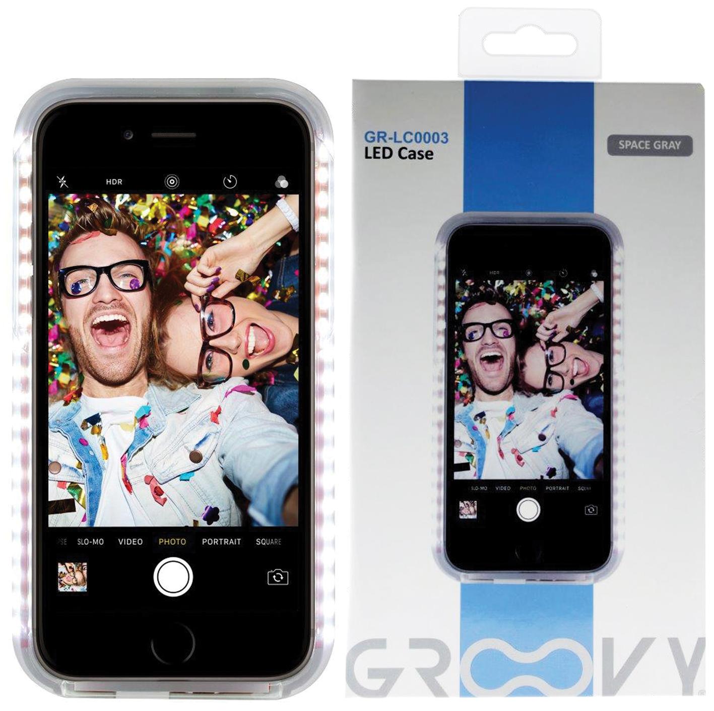 LED SELFIE X IPHONE 6-6S PLUS