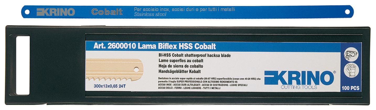 LAMA HSS BIMET COBALTO MM 300
