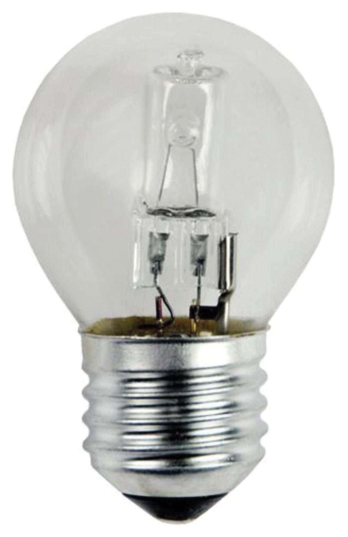 LAMPAD HAL SFERA 42W-E27  2PZ