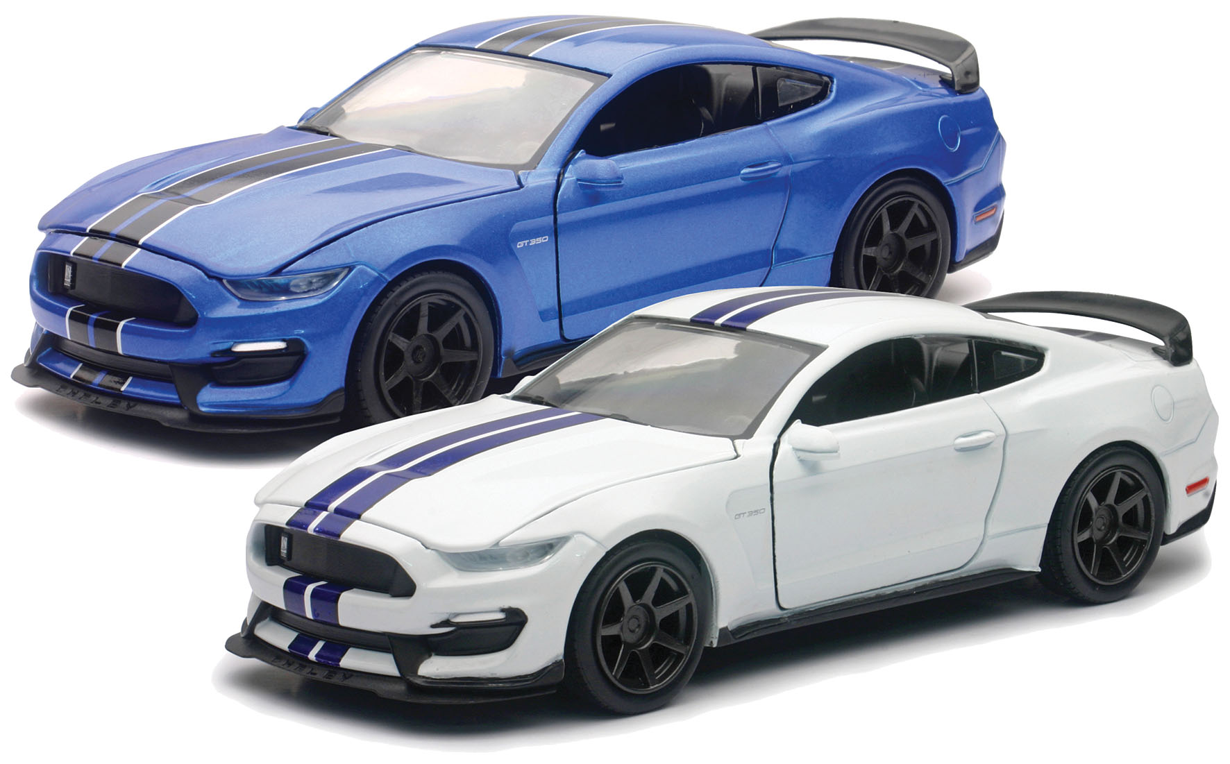 D C FORD SHELBY GT350R AS 1 24