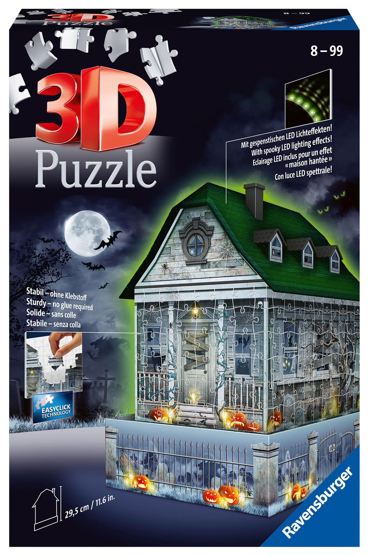 PUZZLE 3D CASA SPETTRI NIGHT