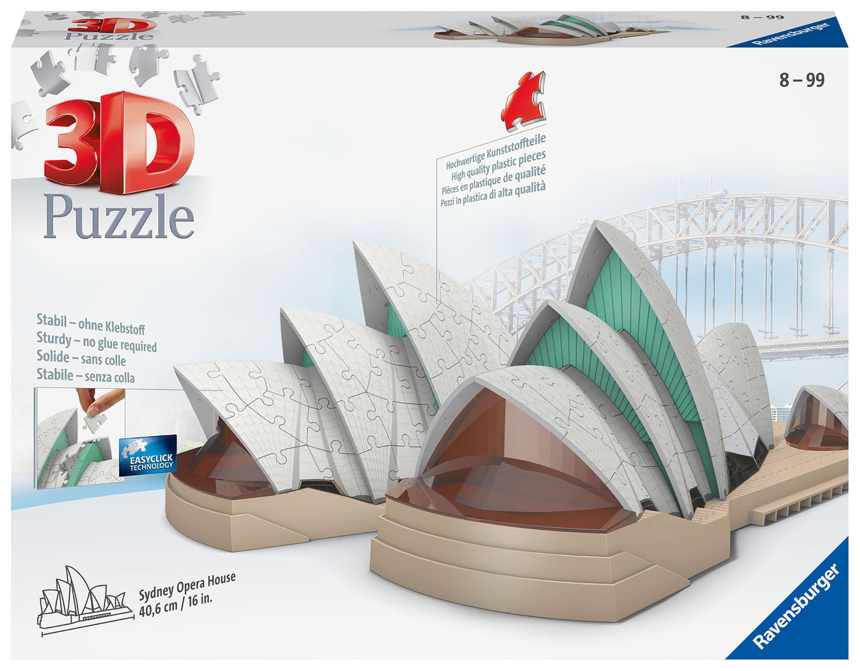 PUZZLE 3D SYDNEY OPERA HOUSE