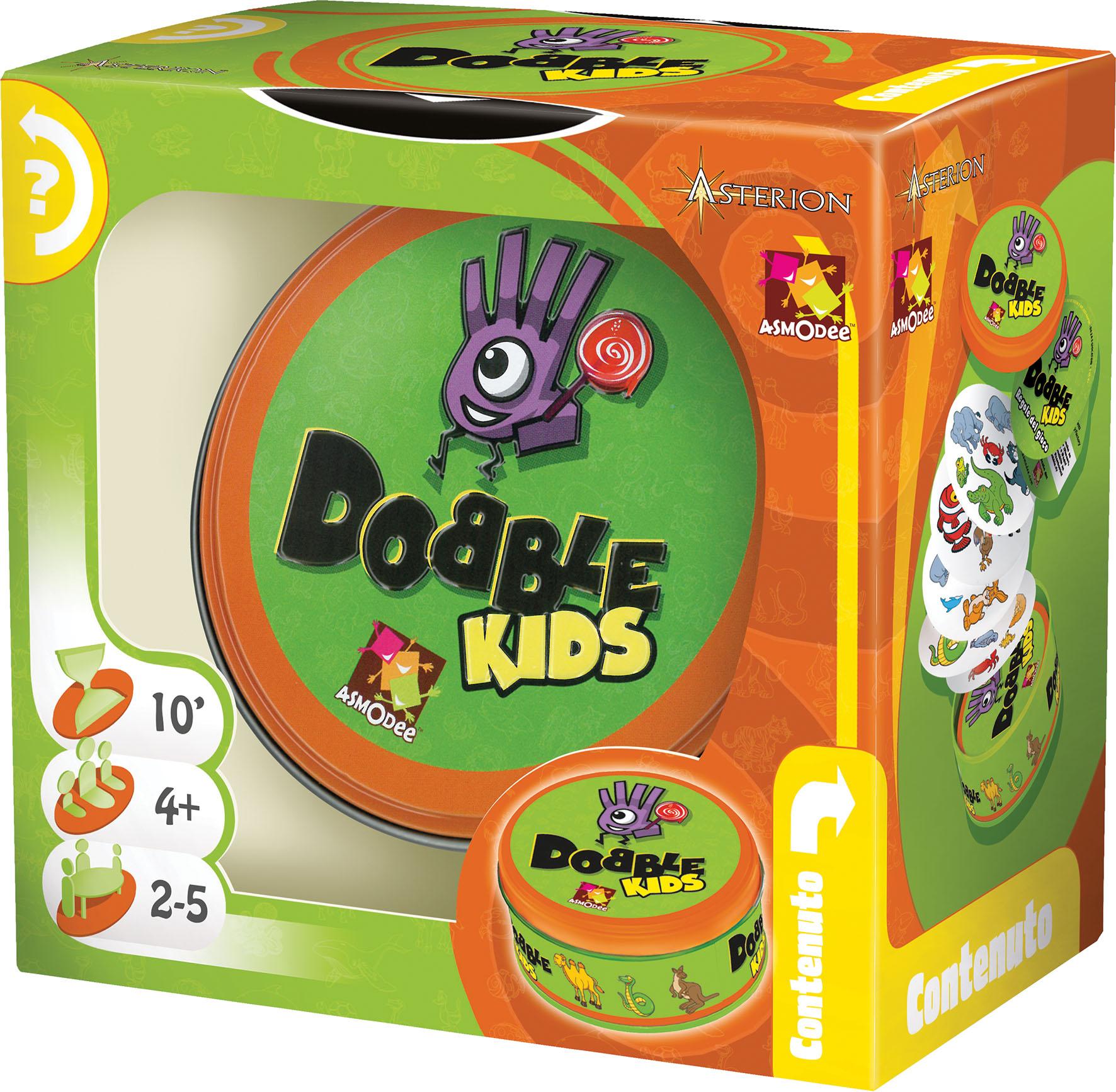 DOBBLE KIDS GIOCO