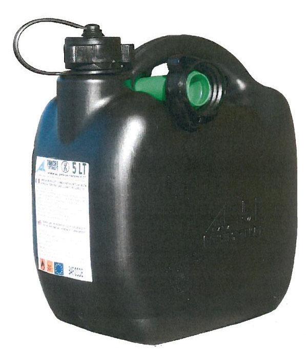 TANICA CARBURANTE PLAST  5 LT