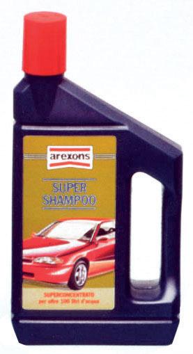 AREXONS SUPERSHAMPOO 1 LT