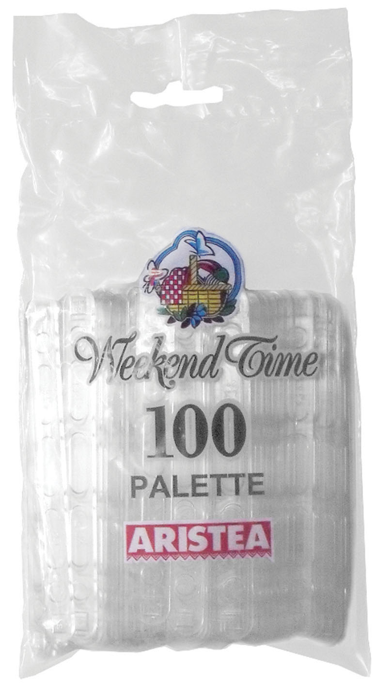 PALETTE CAFFE TRASP  PZ 100