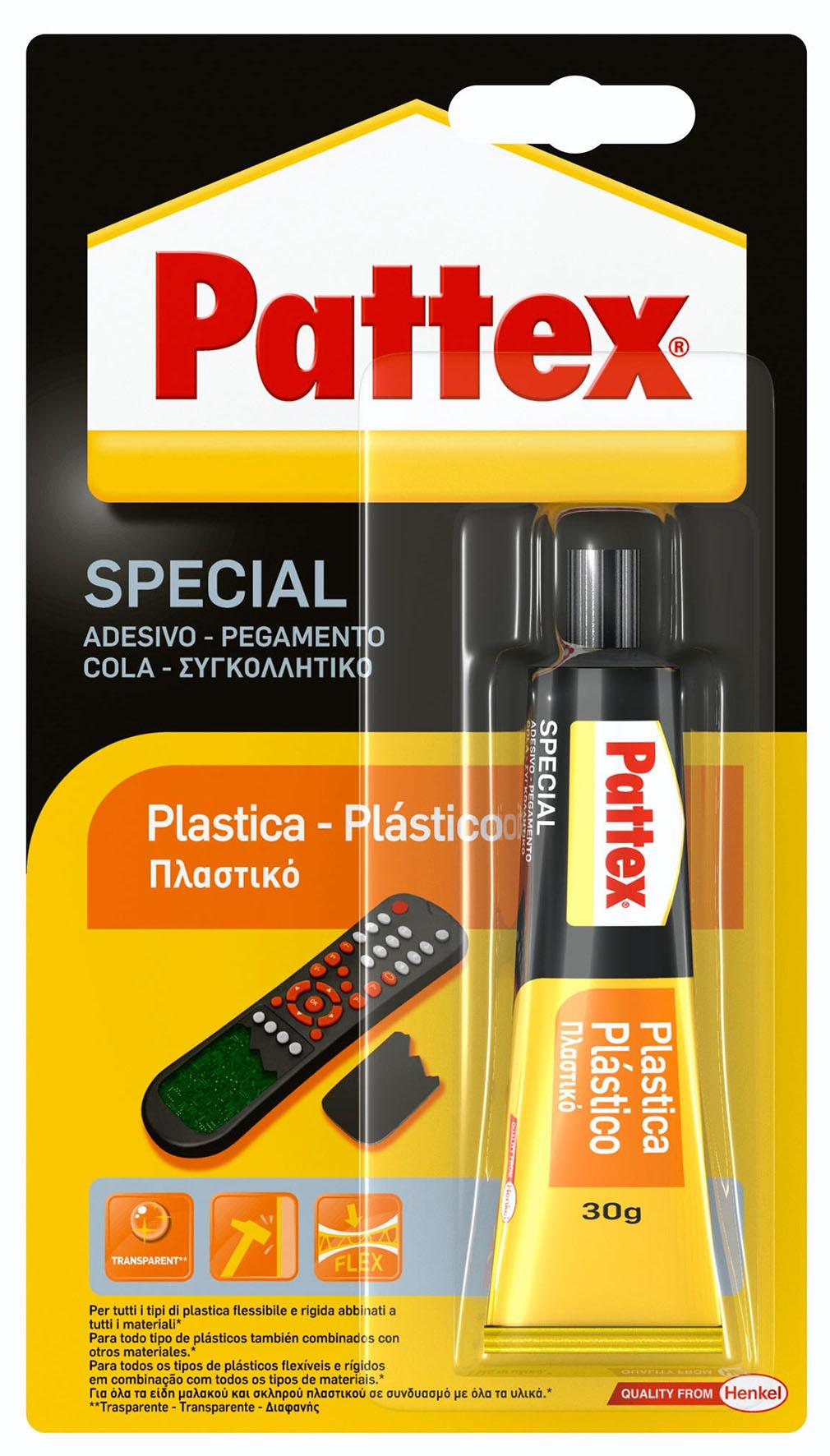 PATTEX ADESIVO PLASTICA GR  30