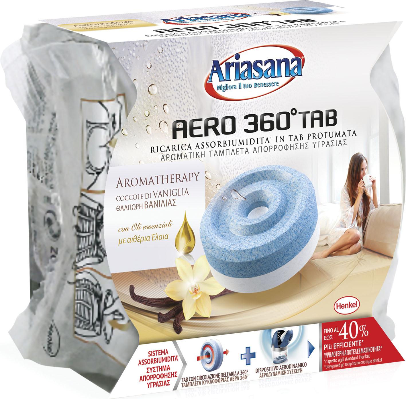 ARIASANA RICAR AERO360 VANIG