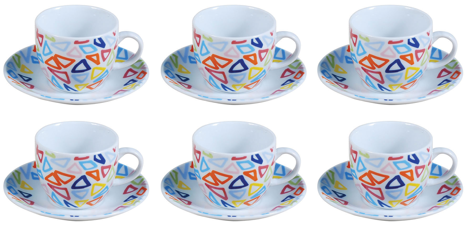 TAZZ CAFFE C P PZ 6 LETIZIA