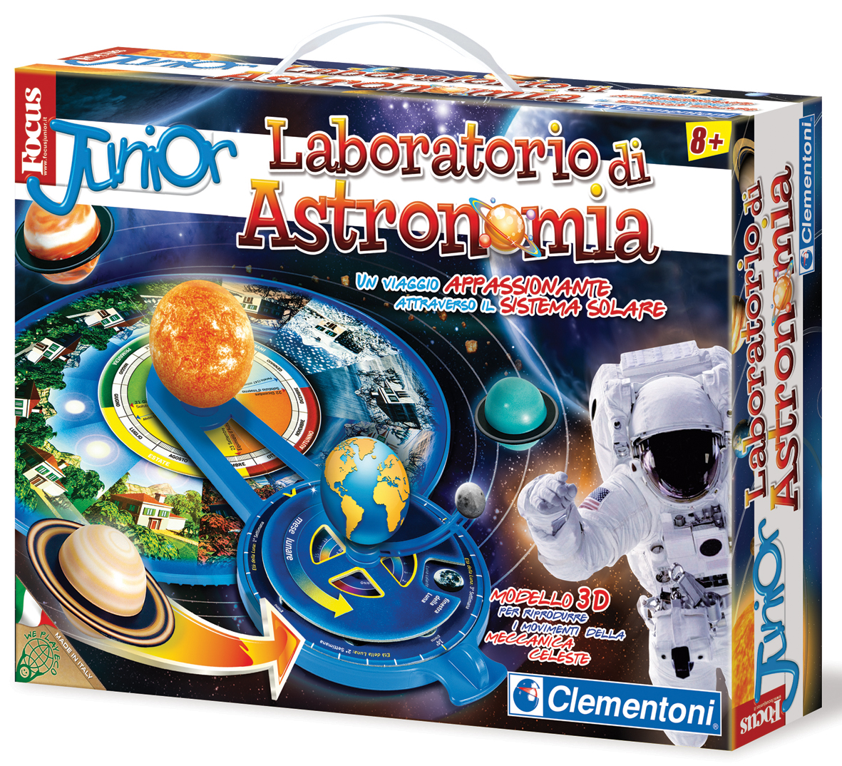 FOCUS LABORATORIO ASTRONOMIA