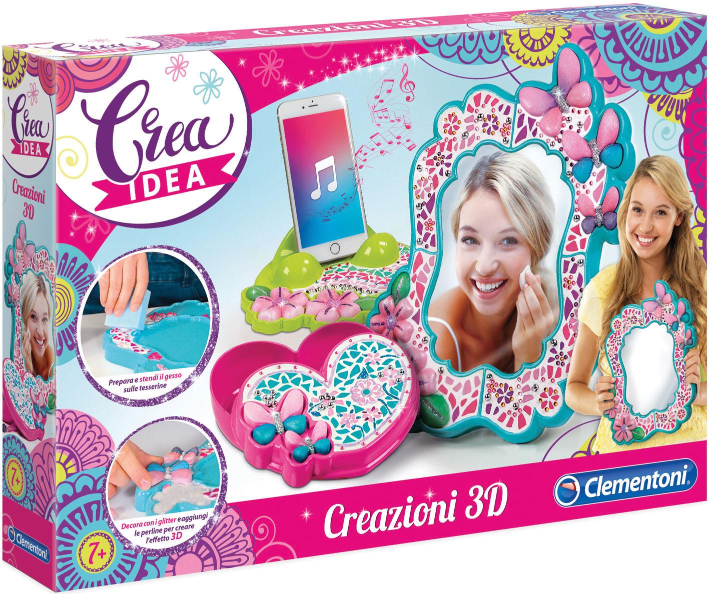 CREAZIONI 3D - CREA IDEA  TV