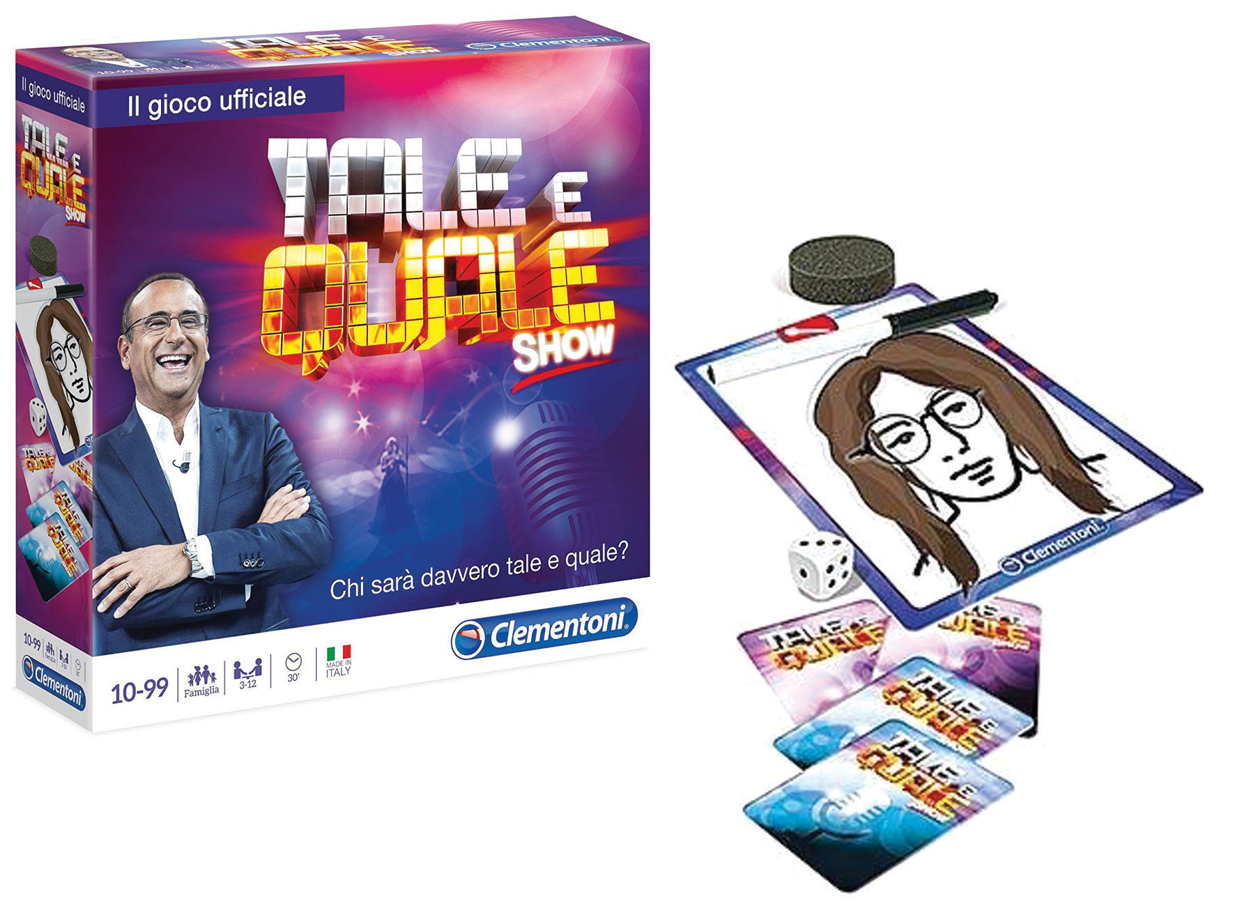 TALE E QUALE SHOW GIOCO