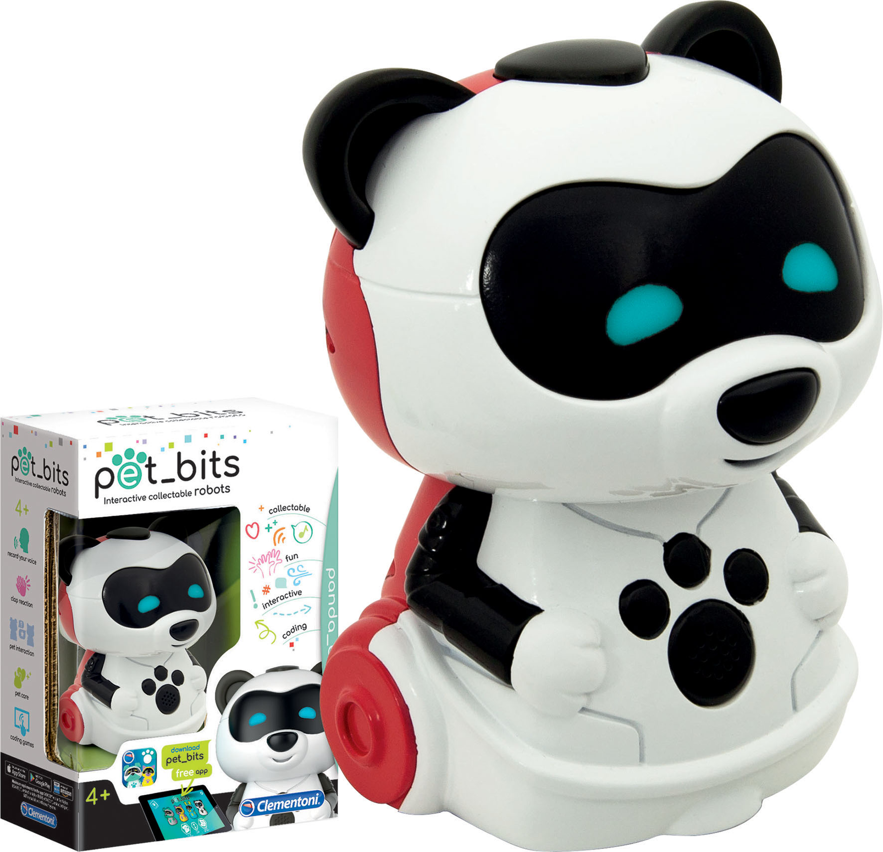 PET BITS BEAR  TV