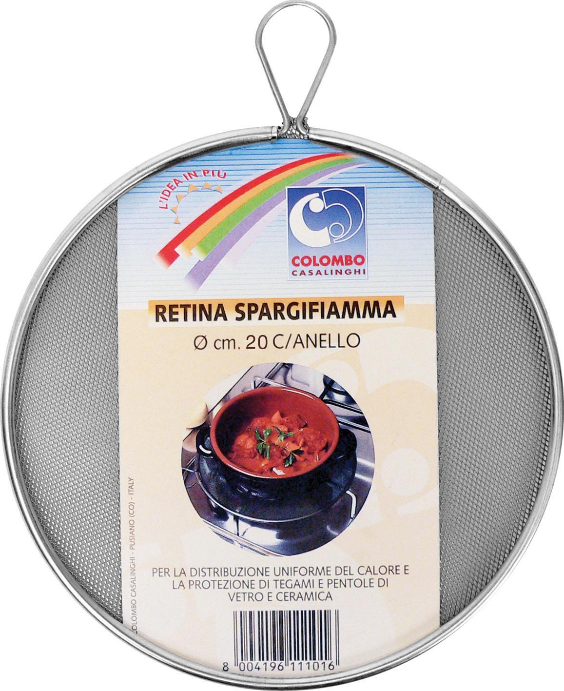 RETINA SPARGIFIAM  C AN  CM 20