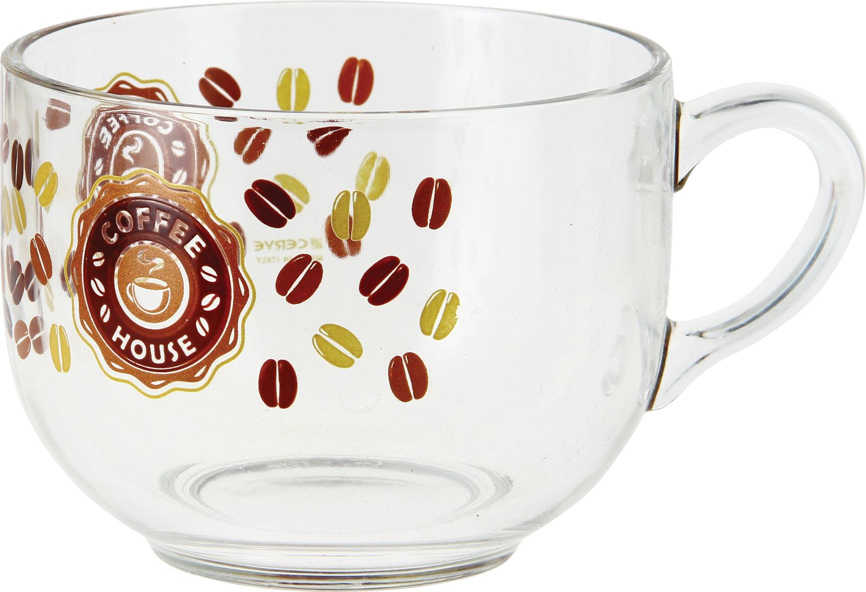 TAZZA COLAZIONE CC700 R COFFEE