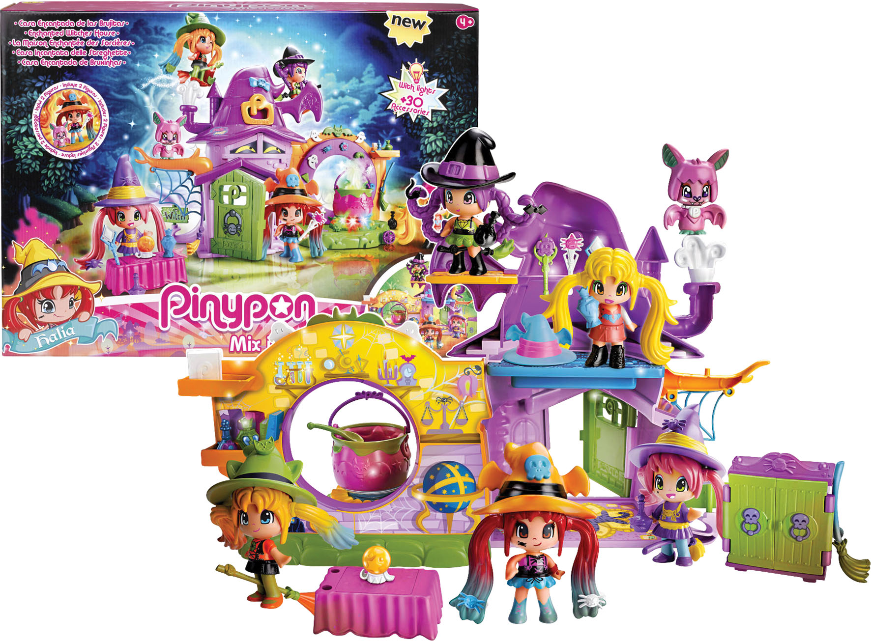 PINYPON CASA STREGHETTE TV