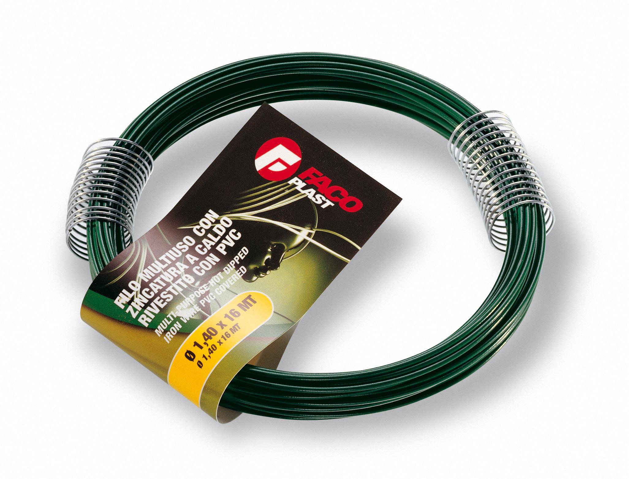 FILO ZINC PLAST MM 0 90 R M33