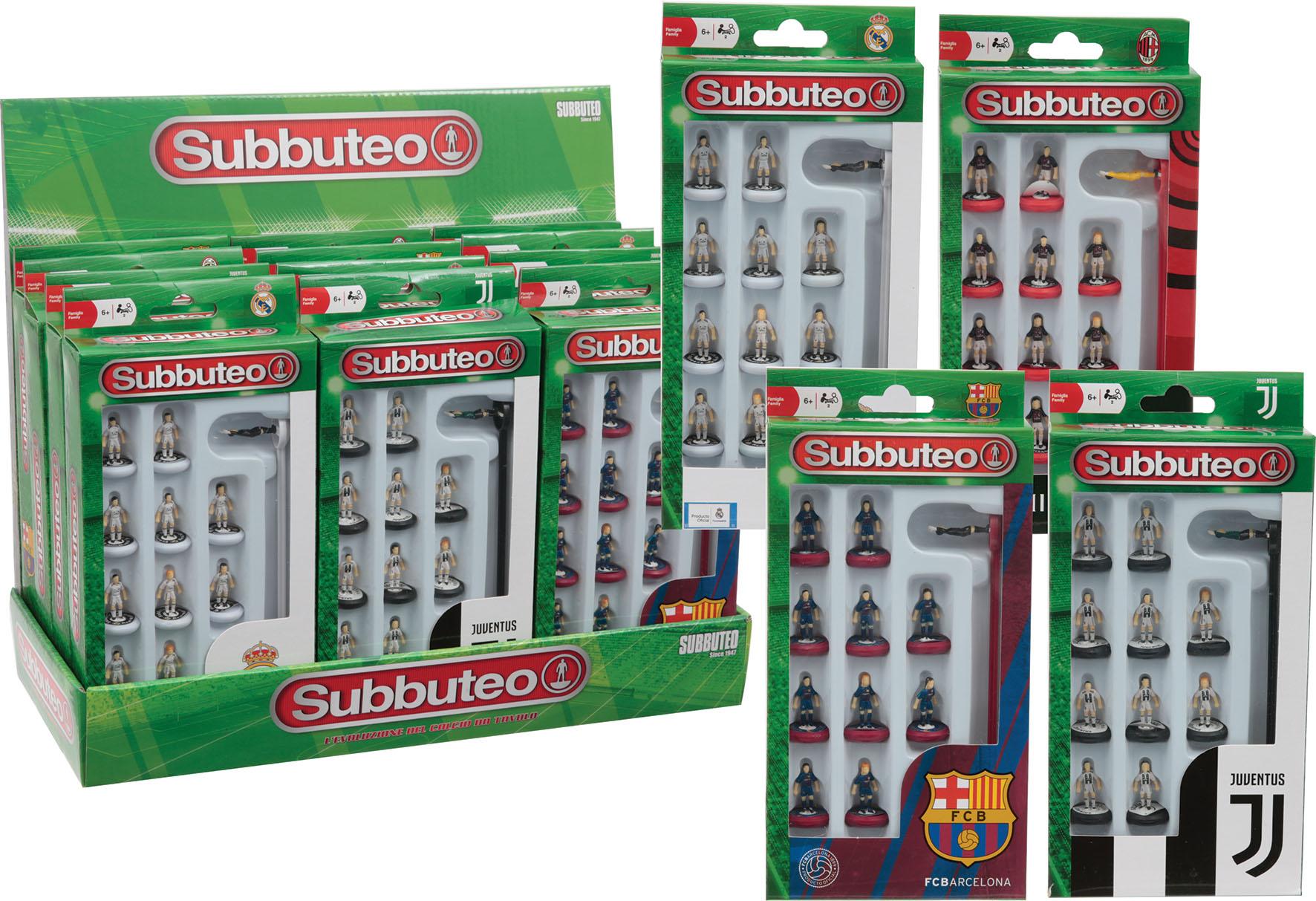 SUBBUTEO SQUADRE ASS   TV