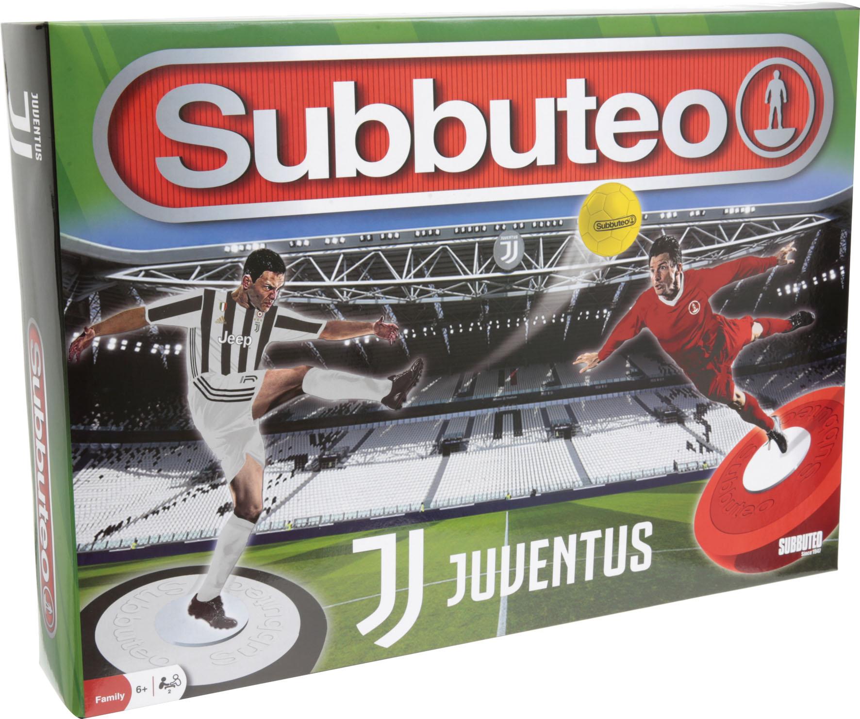 SUBBUTEO JUVENTUS C 2 SQUAD TV