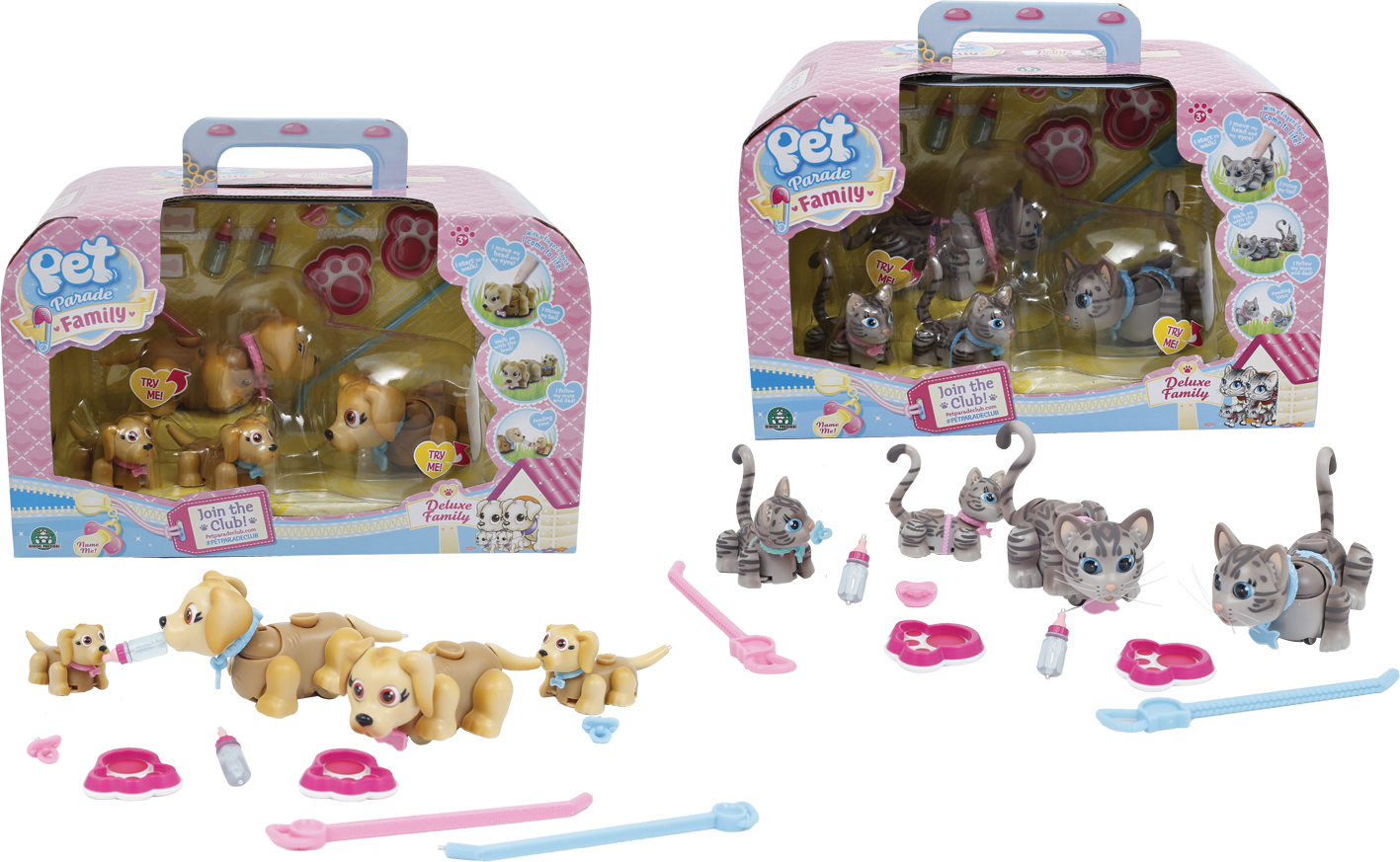 PET PARADE FAMILY DELUXE  TV