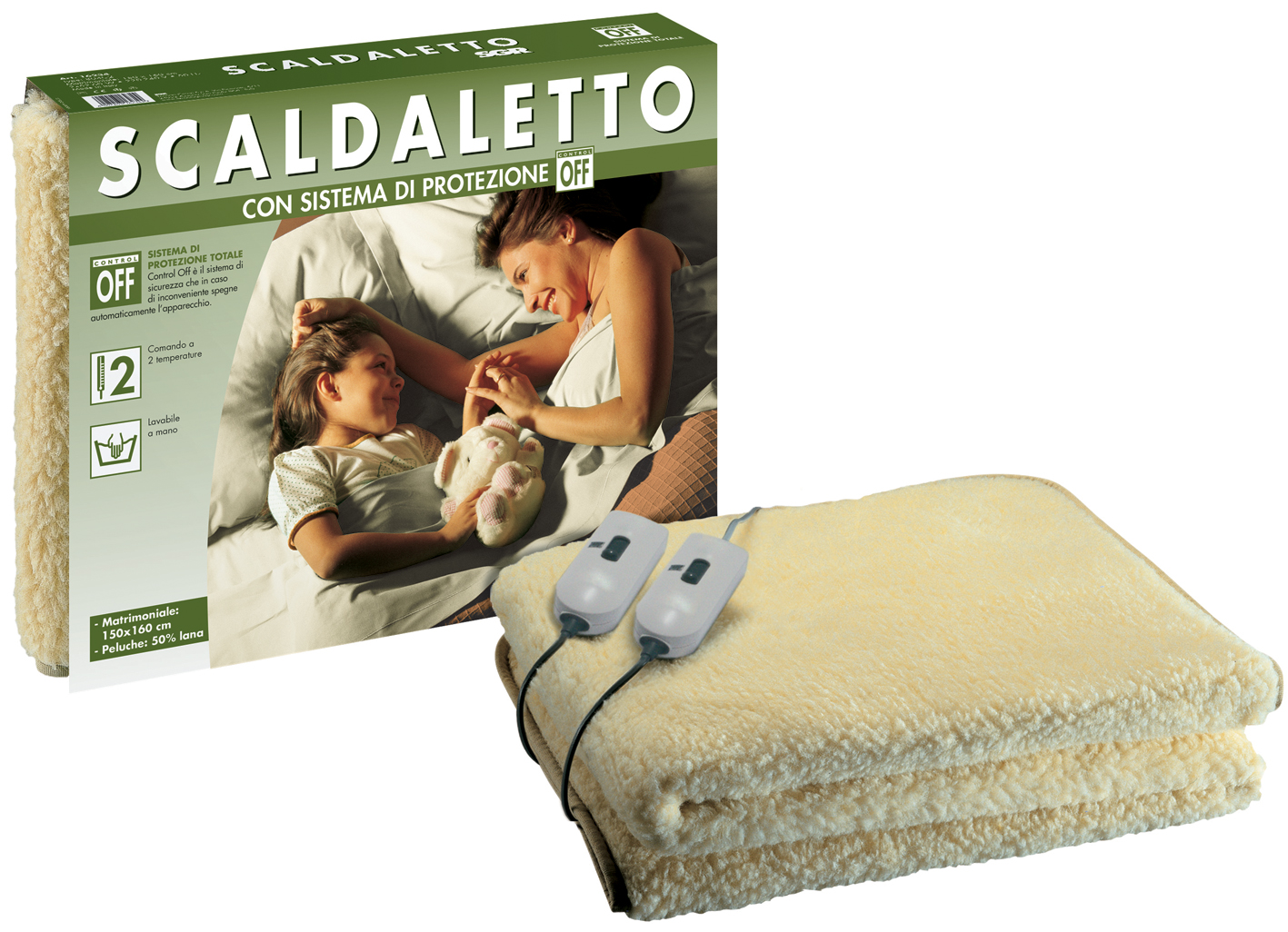 SCALDALETTO SOFTLY 2 PIAZZE
