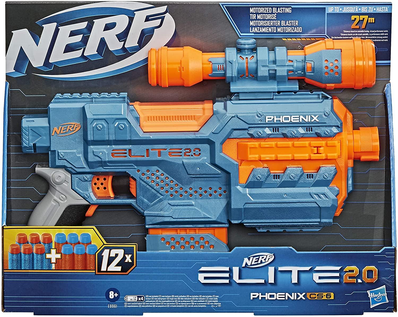 NERF ELITE 2 0 PHOENIX CS6