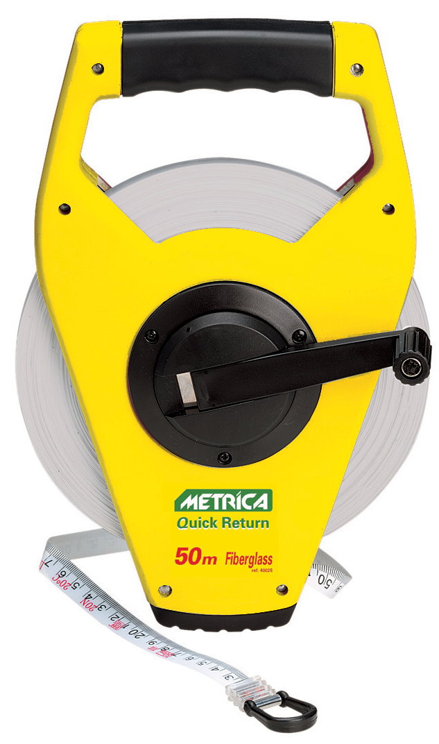 ROTELLA METR FIBRA VETRO 50 M