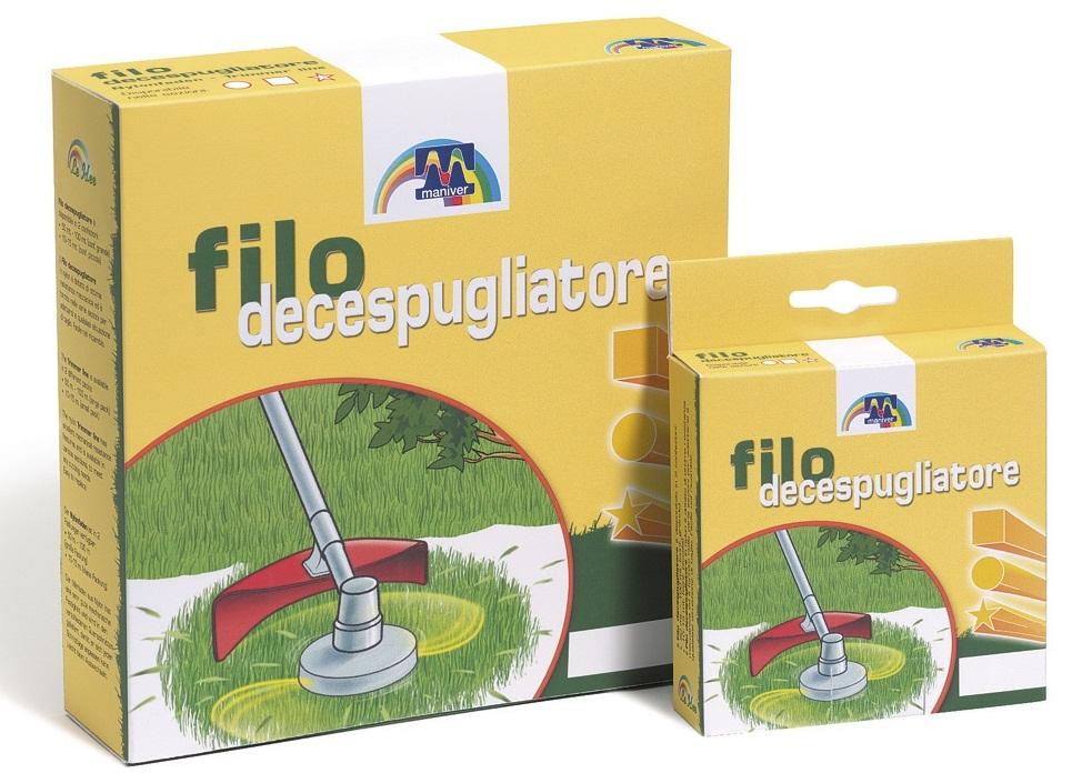 FILO NYLON STELL MM 2 4-M 100