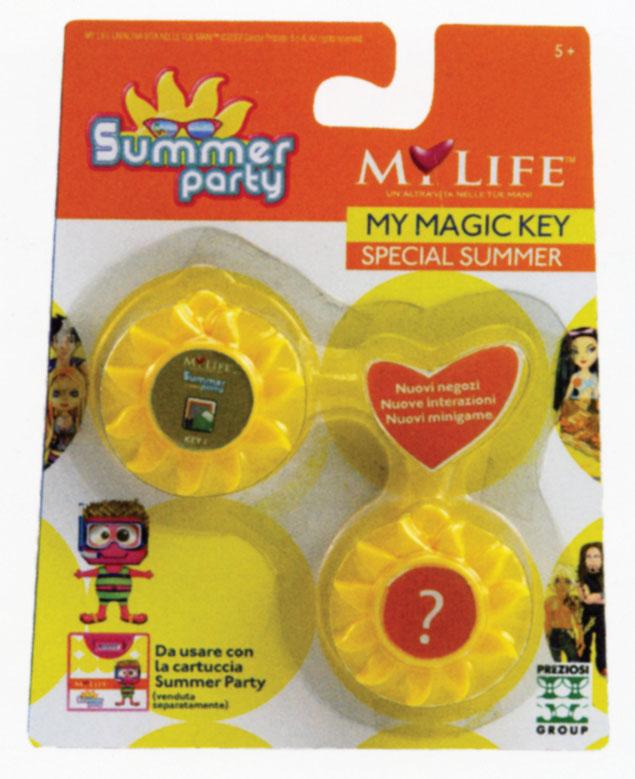 MY LIFE MAGIC KEY SUMMER PARTY