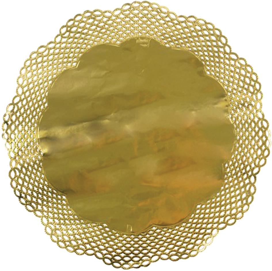 SOTTOTORTA CM 36-CF 4 PZ  ORO