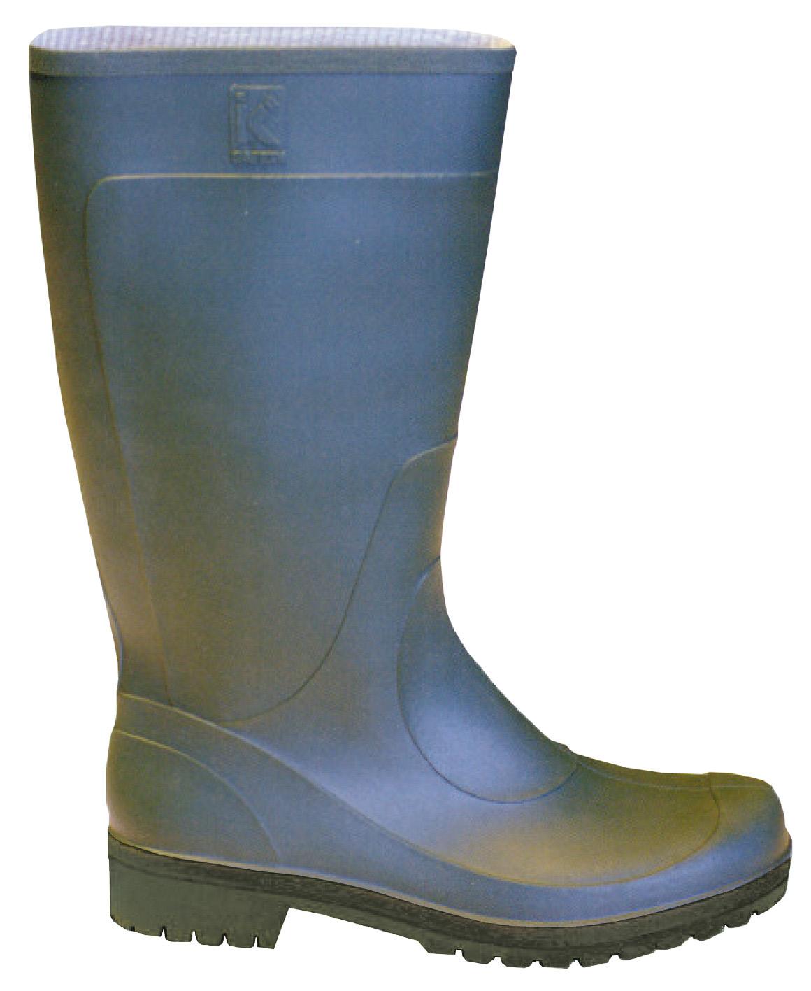 STIVALI GINOCC  PVC VERDE 39
