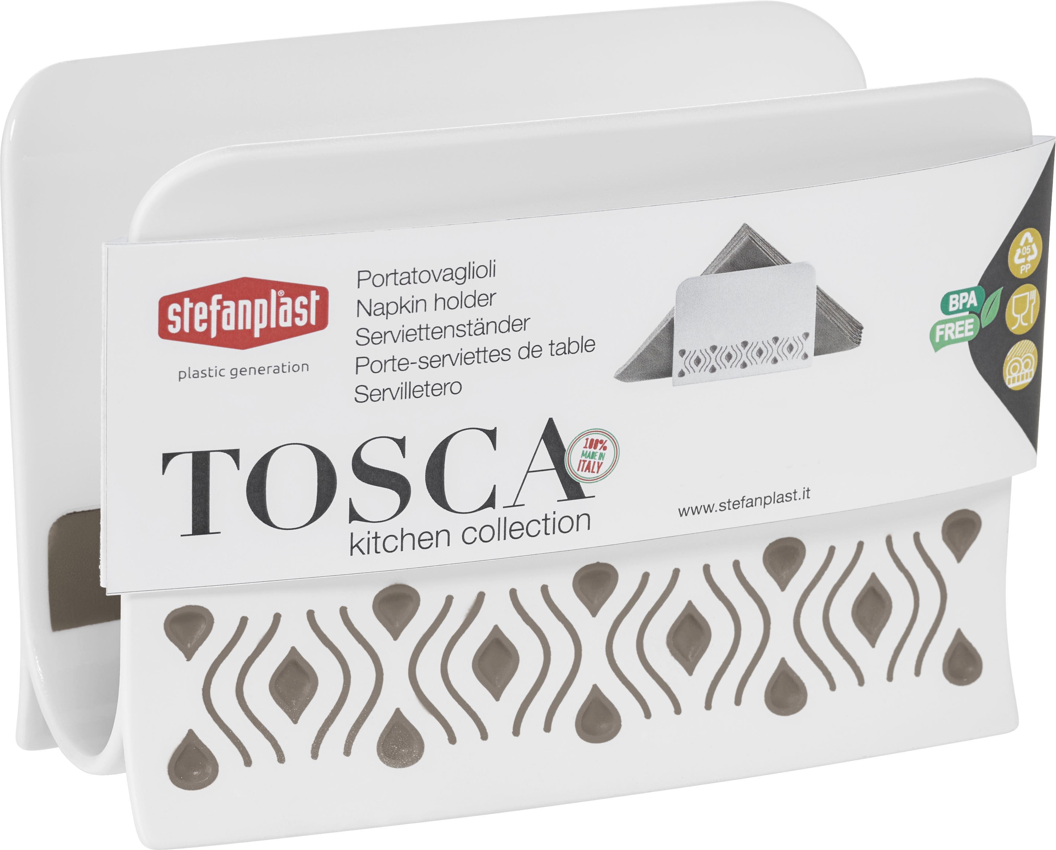 P TOVAGLIOLI TOSCA BIANCO TORT